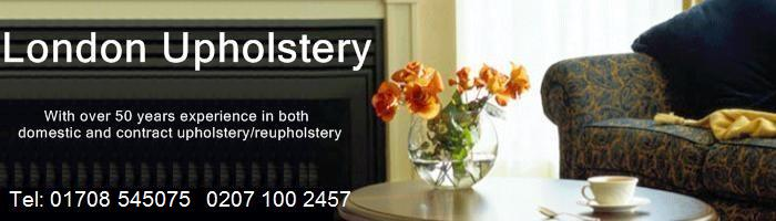 We have been established for over 50 years, serving both domestic and contract clients for upholstery and reupholstery.